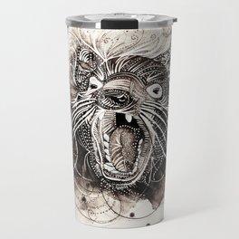 tasmanian devil Travel Mug