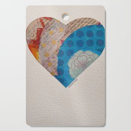 Show Love With No Remorse #2 Cutting Board