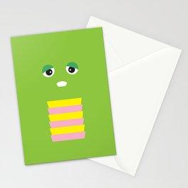 Gachapin Stationery Cards