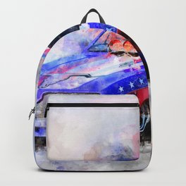 John Hale's Texan Backpack