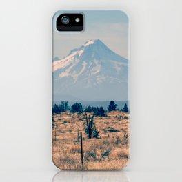 High Desert Haze iPhone Case