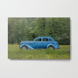 Oldtimer american car from the 1930s Metal Print