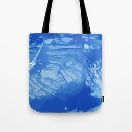 bluewaters Tote Bag