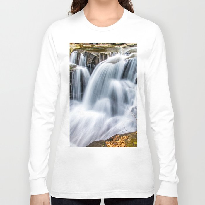 Cascades Long Sleeve T-shirt