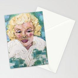 Marilyn Munroe Stationery Cards
