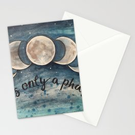 It's Only A Phase II Stationery Cards