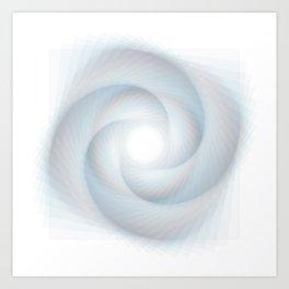 recursion - 6 Art Print