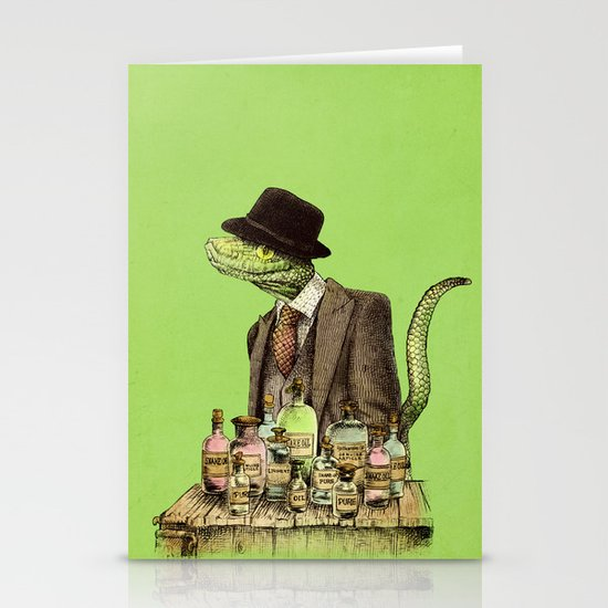 100% Genuine Stationery Cards