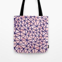 Broken Blush Tote Bag