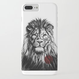 I Am With You iPhone Case
