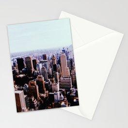 New York City // Retro 2 Stationery Cards