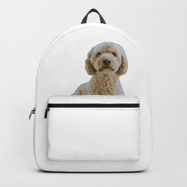 golden doodle Backpack