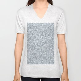 Crystallized (BLUE) Unisex V-Neck
