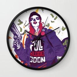 Guns N' Honey : Full Blood Goon x Cool Wall Clock