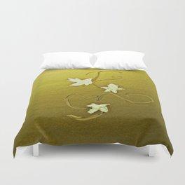 Leaves Of Grapes Duvet Cover