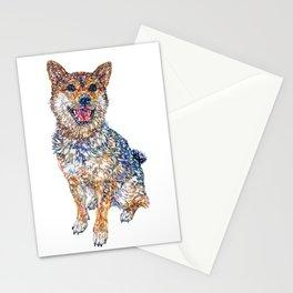 Shiba Inu - Mila Stationery Cards