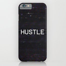 HUSTLE iPhone Case