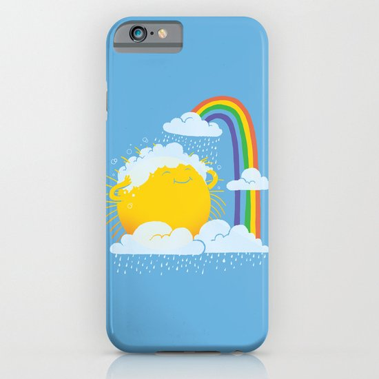 Rainy day iPhone & iPod Case