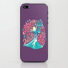 Snow Queen iPhone & iPod Skin