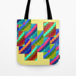 Aztec Eyes Tote Bag