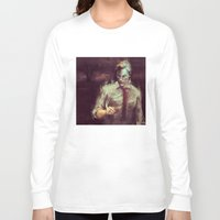 true detective Long Sleeve T-shirts featuring True Detective by nlmda