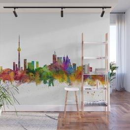 Toronto Canada Skyline Wall Mural
