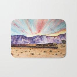 Desert Dreamscape Bath Mat