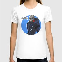 garrus T-shirts featuring Garrus by Pulvis