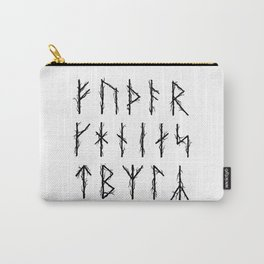Futhark I Carry-All Pouch