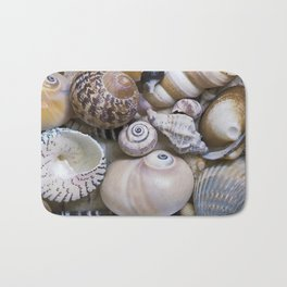 Sea Shell Collection Bath Mat