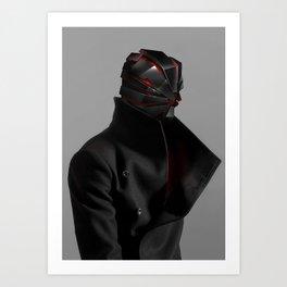 uomo nero - boogeyman Art Print