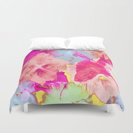 Hibiscuses Duvet Cover