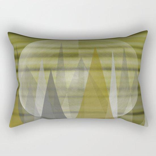 Mountain Moon Rectangular Pillow