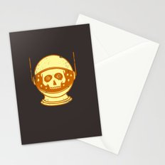 Intergalactic Cotton Buds Stationery Cards