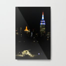 Yankees state of Mind Metal Print