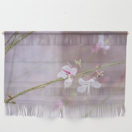 Love was when I loved you Wall Hanging