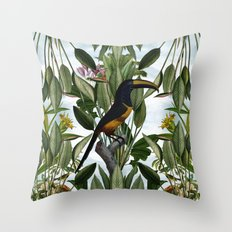 Besoulia II Throw Pillow