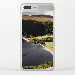 Lough Tay Clear iPhone Case