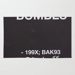 Sous les bombes (04) Rug
