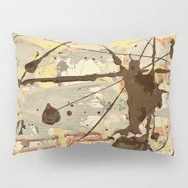 Miniature Original - Brown nuetral Pillow Sham