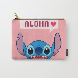 Aloha! Carry-All Pouch