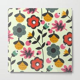 Floral sweetness Metal Print