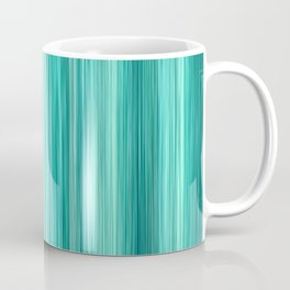 Ambient 5 in Teal Coffee Mug