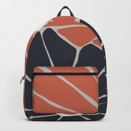 spring summer floral abstract  Backpack