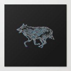 Re_wolf Canvas Print