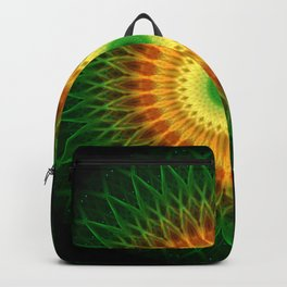 Dragon Eye Mandala Backpack