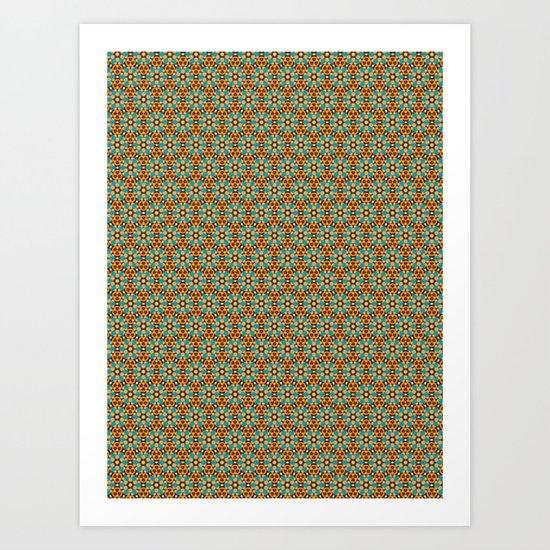 Design 3 Art Print