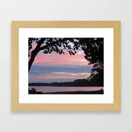 Sunset Collection Framed Art Print