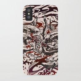 Koi Whirlpool iPhone Case