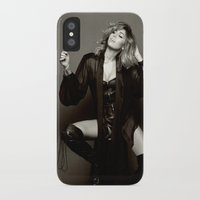 miley cyrus iPhone & iPod Cases featuring Miley Cyrus by BreakoutStore